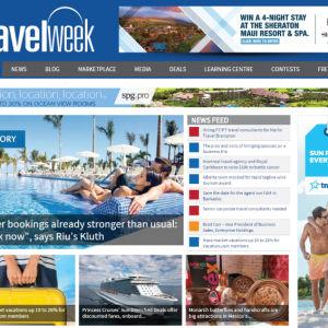 Travelweek – Flagship Website